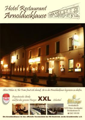 Hotel Restaurant Arnoldusklause